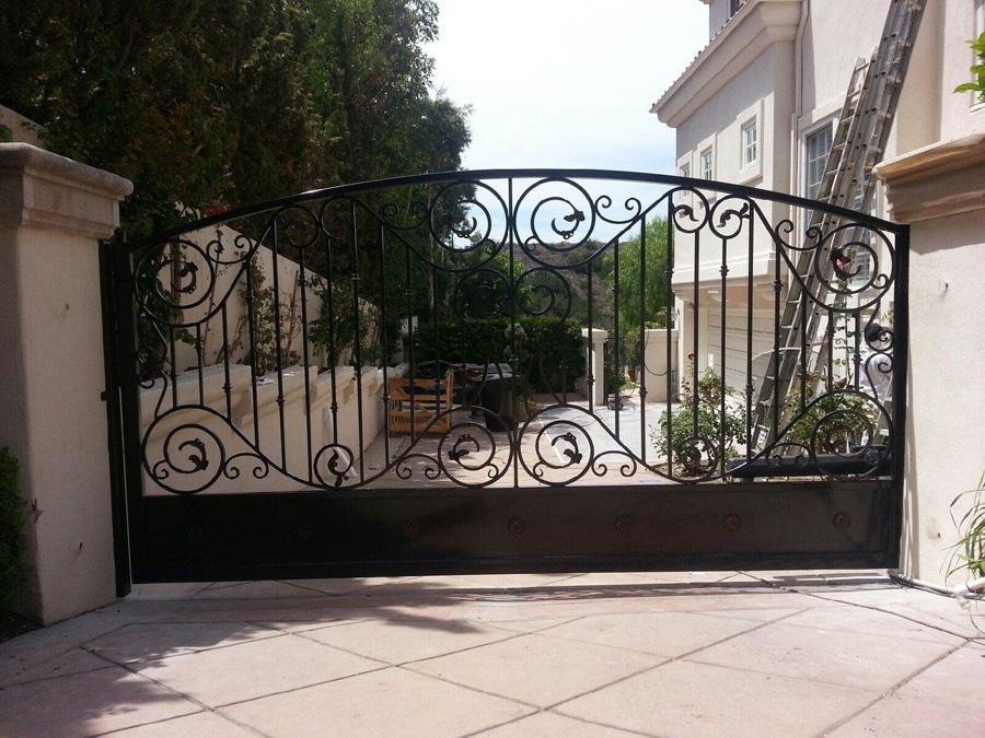 Wrought Iron Gates Fences In Orange County
